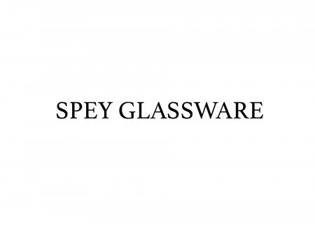 Spey Glassware