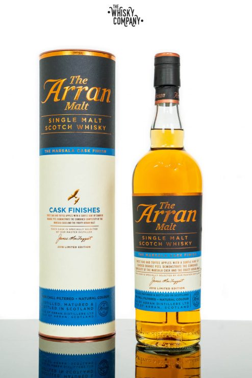 Arran Marsala Cask Finish Island Single Malt Scotch Whisky (700ml)