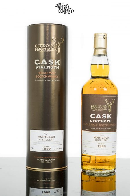 Mortlach 1999 Aged 18 Years Old Single Malt Scotch Whisky - Gordon & MacPhail Cask Strength (700ml)