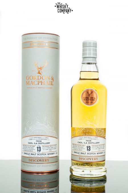 Caol Ila Aged 13 Years Discovery Single Malt Scotch Whisky - Gordon & MacPhail (700ml)