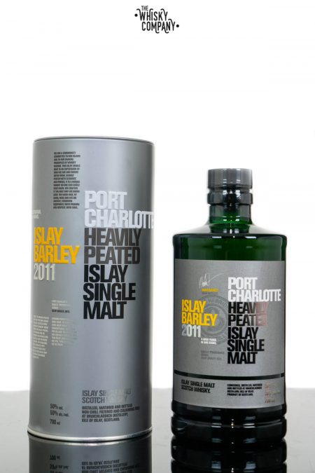 Port Charlotte 2011 Islay Barley Heavily Peated Single Malt Scotch Whisky (700ml)