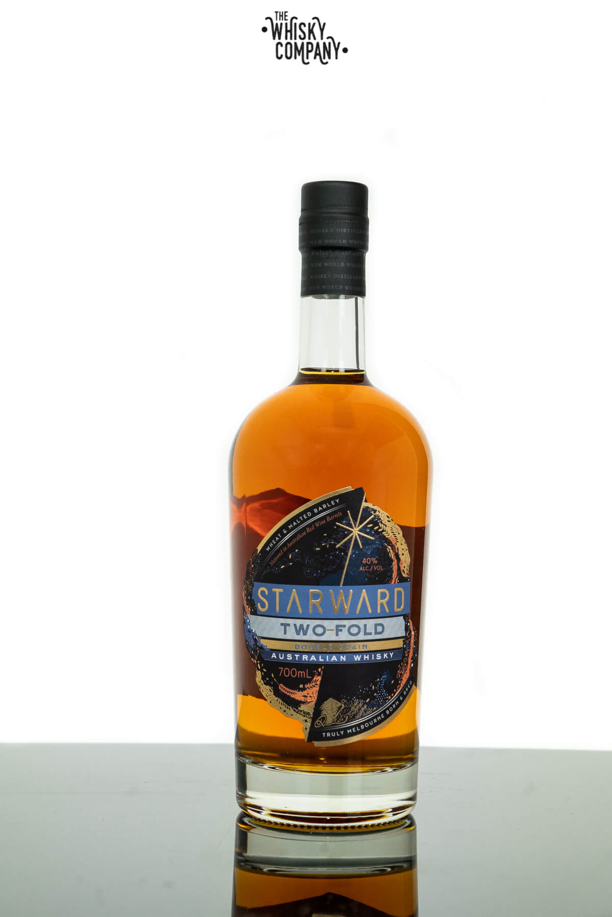 Starward Two-Fold Double Grain Australian Whisky (700ml)