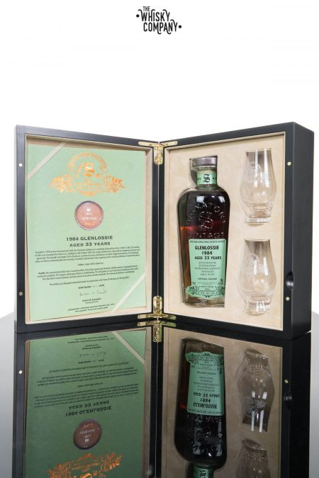 Glenlossie 1984 Aged 33 Years (cask 2533) Single Malt Scotch Whisky - Signatory Vintage 30th Anniversary (700ml)