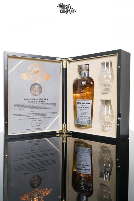 Highland Park 1988 Aged 30 Years (cask 755) Single Malt Scotch Whisky - Signatory Vintage 30th Anniversary (700ml)