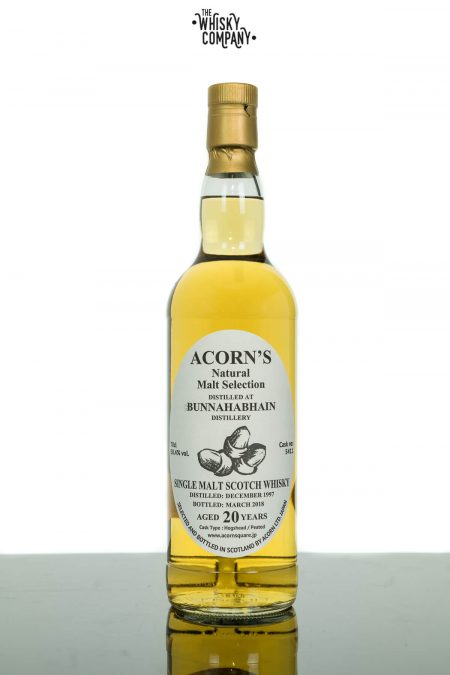 Bunnahabhain 1997 Aged 20 Years Islay Single Malt Scotch Whisky - Acorn's (700ml)