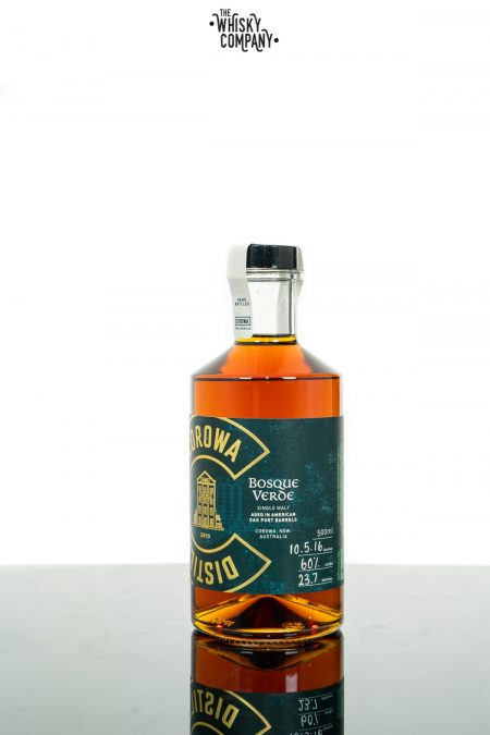 Corowa Distilling Co. Bosque Verde Australian Single Malt Whisky (60%) (500ml)