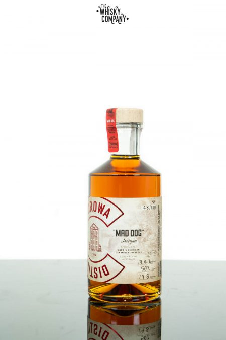 Corowa Distilling Mad Dog Morgan Australian Single Malt Whisky (500ml)