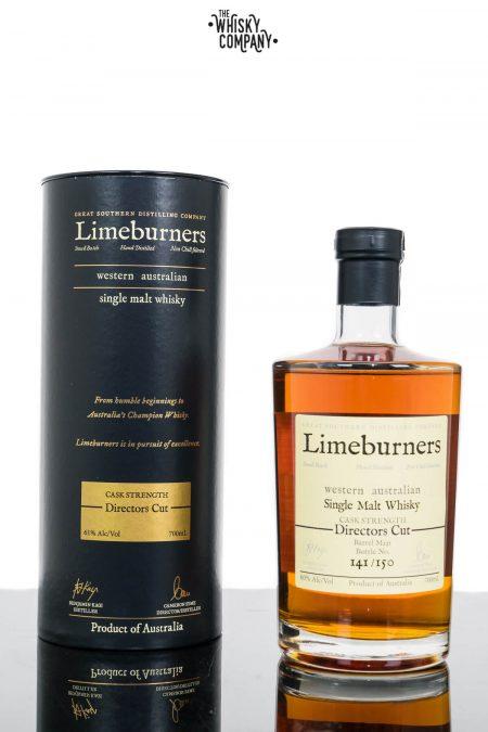 Limeburners Directors Cut M231 Cask Strength Small Batch Australian Single Malt Whisky (700ml)