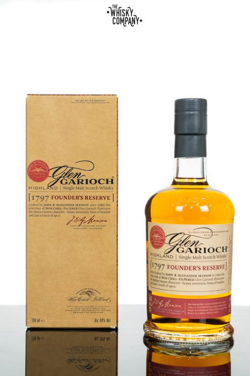 Glen Garioch Founders Reserve Single Malt Scotch Whisky (700ml)