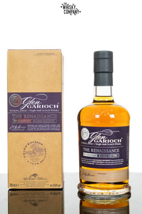 Glen Garioch 17 Years old The Renaissance Single Malt Scotch Whisky (700ml)