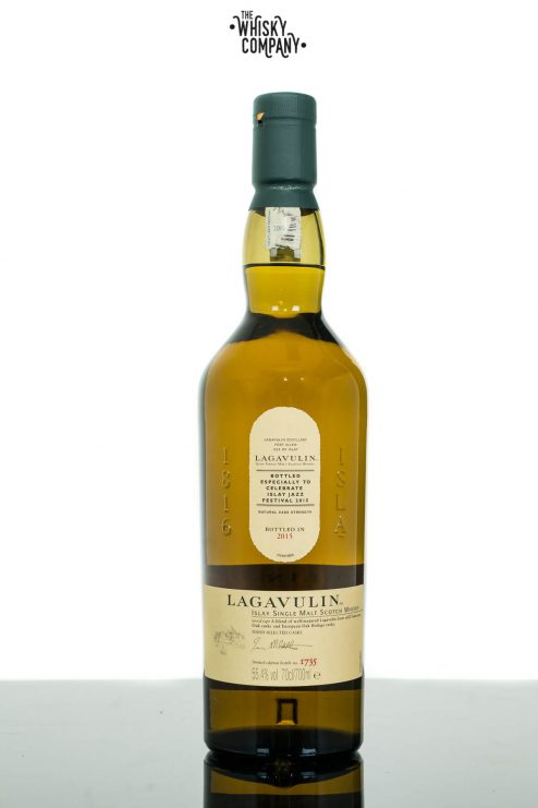 Lagavulin Islay Jazz Festival 2015 Islay Single Malt Scotch Whisky (700ml)