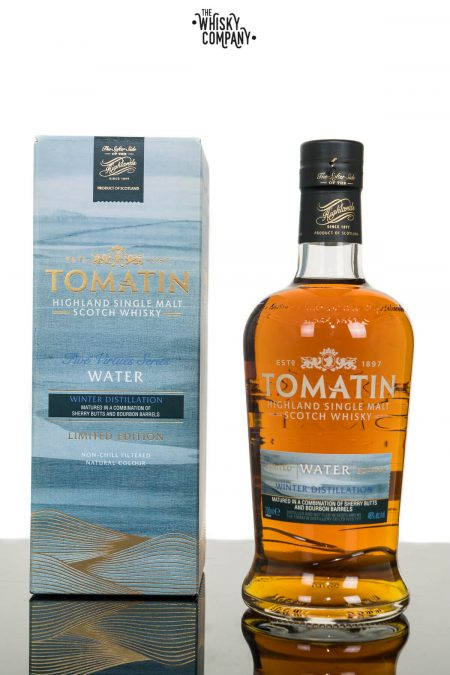 Tomatin Five Virtues Series Water Highland Single Malt Scotch Whisky (700ml)