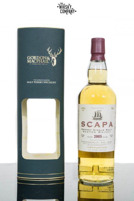 Scapa 2005 Orkney Single Malt Scotch Whisky - Gordon & MacPhail (700ml)