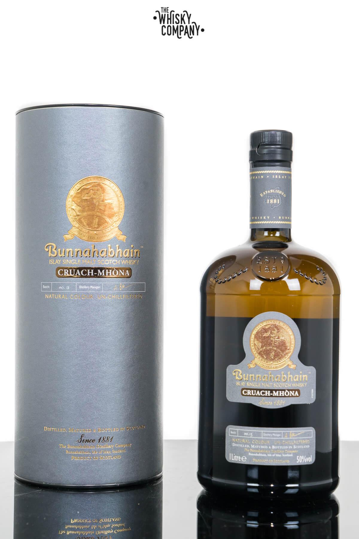 Bunnahabhain Cruach-Mhona (Batch 13) Islay Single Malt Scotch Whisky (1000ml)