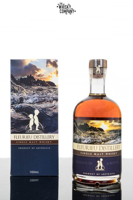 Fleurieu Distillery Message In A Bottle Limited Release Single Malt Whisky (700ml)