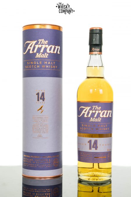 Arran Aged 14 Years Island Single Malt Scotch Whisky (700ml)
