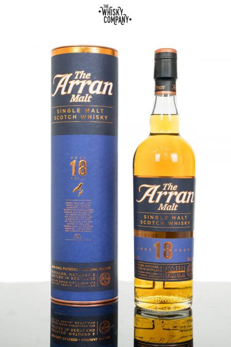 Arran Aged 18 Years Island Single Malt Scotch Whisky (700ml)