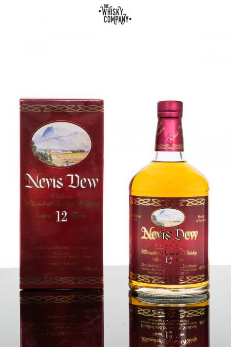 Nevis Dew Aged 12 Years Deluxe Blended Scotch Whisky (700ml)