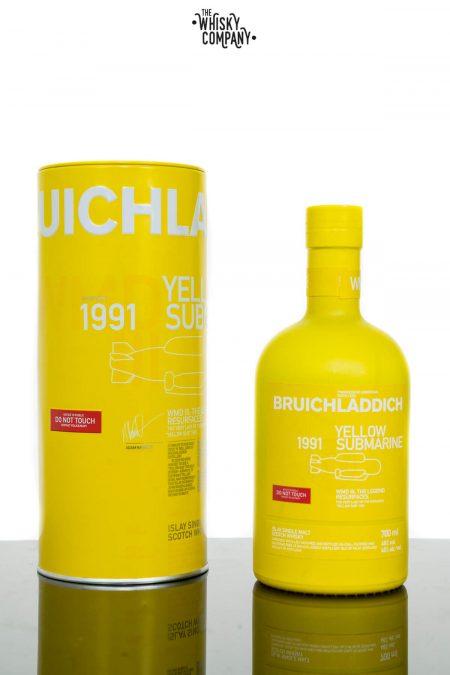 Bruichladdich 1991 Yellow Submarine Islay Single Malt Whisky (700ml)