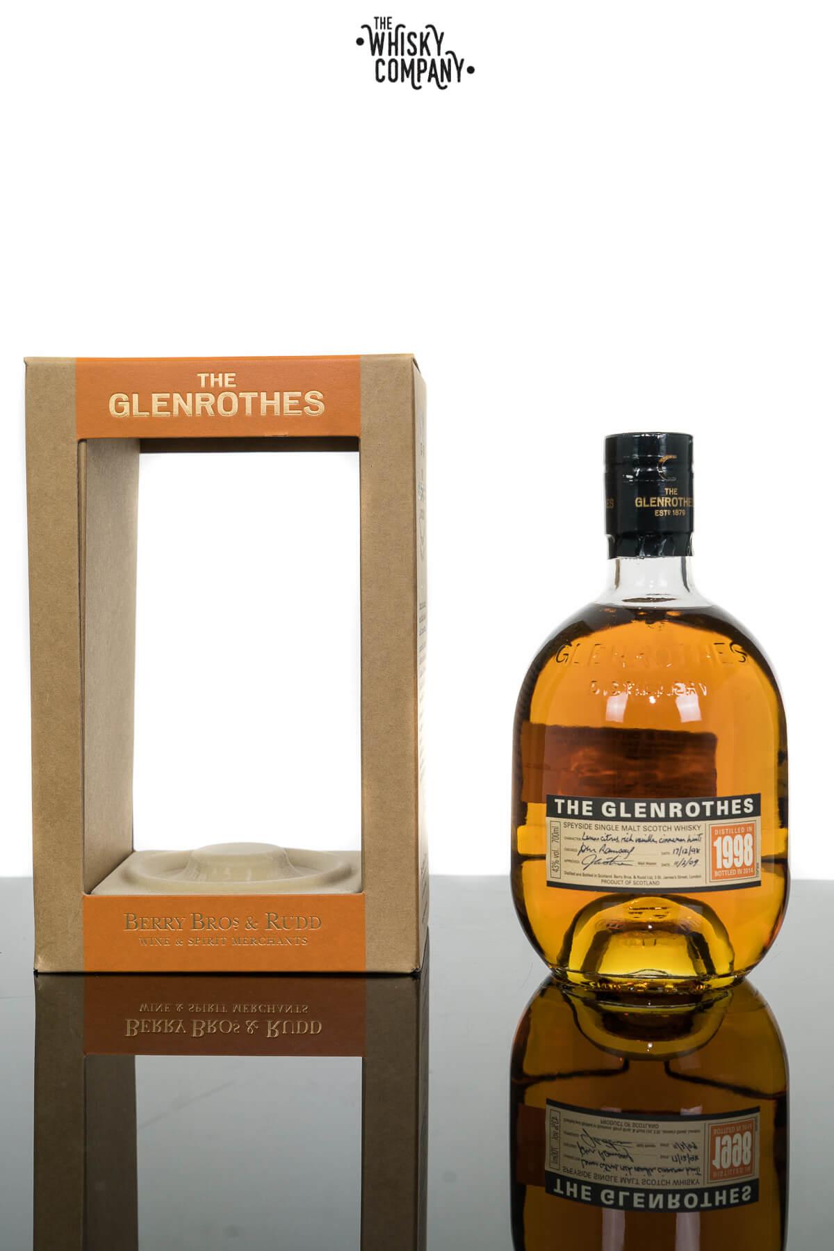 Glenrothes 1998 Vintage Speyside Single Malt Scotch Whisky (700ml)