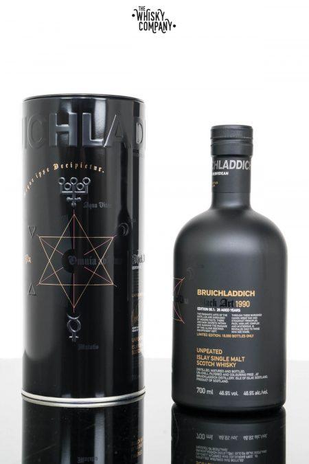 Bruichladdich 1990 Black Art Edition 6.1 Islay Single Malt Scotch Whisky (700ml)