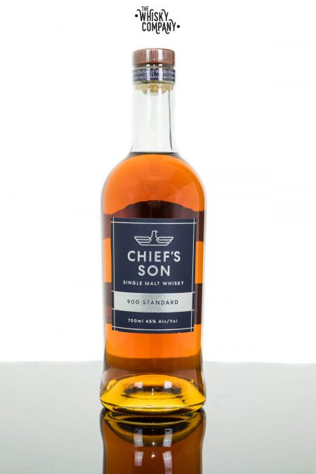 Chief's Son 900 Standard '25 Words' Single Malt Whisky (700ml)