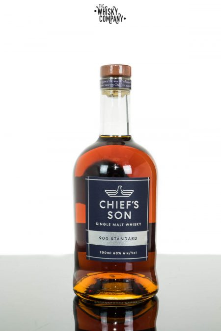 Chief's Son 900 Standard '25 Words' Cask Strength Single Malt Whisky (700ml)
