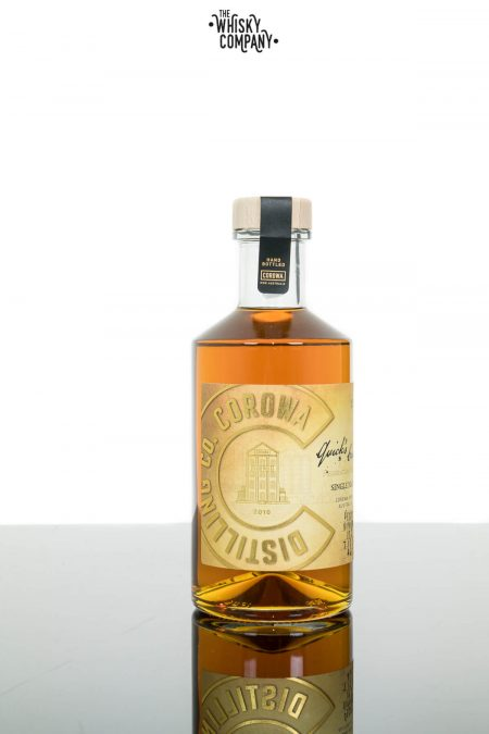 Corowa Distilling Quick's Courage Australian Single Malt Whisky 46% (500ml)