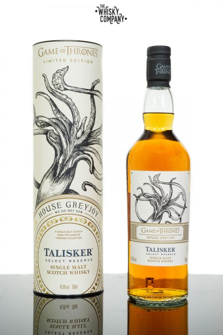 Game of Thrones House Greyjoy Talisker Select Reserve Single Malt Collection (700ml)