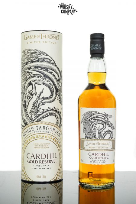 House Targaryen Cardhu Gold Reserve Game of Thrones Single Malts Collection (700ml)