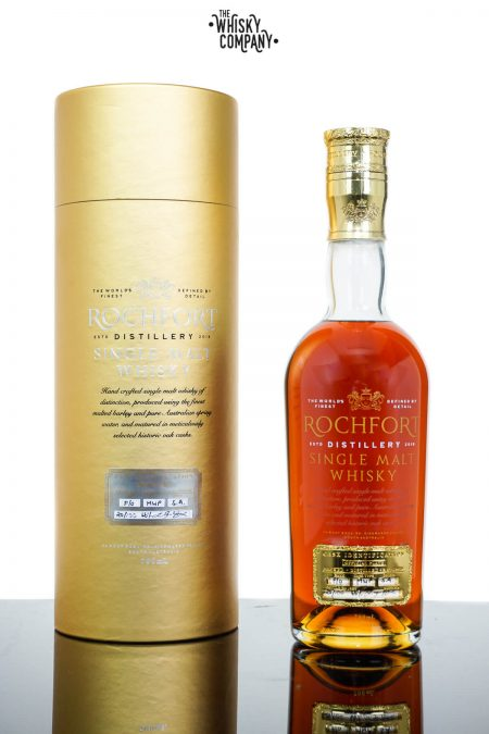 Rochfort Distillery Maxwell Wines Vintage White Port Cask Second Release Single Malt Whisky (700ml)