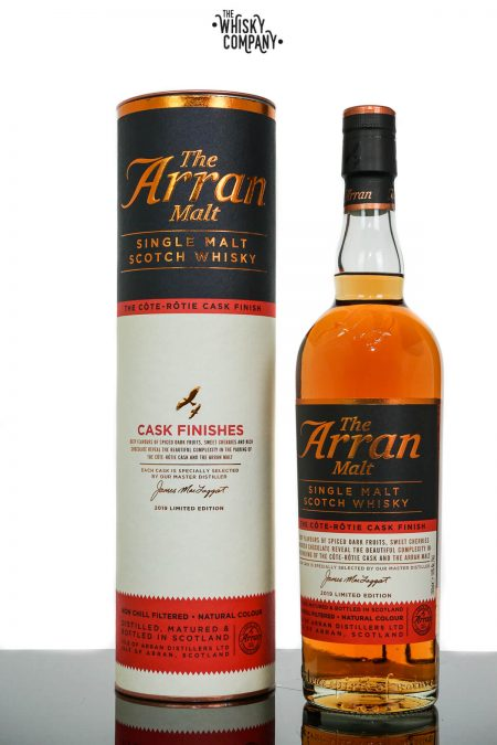 Arran Cote Rotie Cask Finish Island Single Malt Scotch Whisky (700ml)