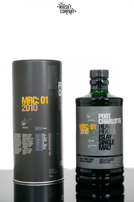 Port Charlotte MRC:1 2010 Islay Single Malt Scotch Whisky (700ml)