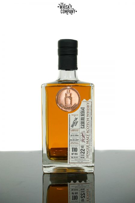 1994 TSC Braeval Aged 22 Years Cask 165641 Single Malt Scotch Whisky (700ml)