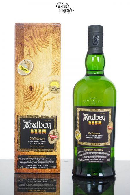 Ardbeg Drum Islay Single Malt Scotch Whisky (700ml)