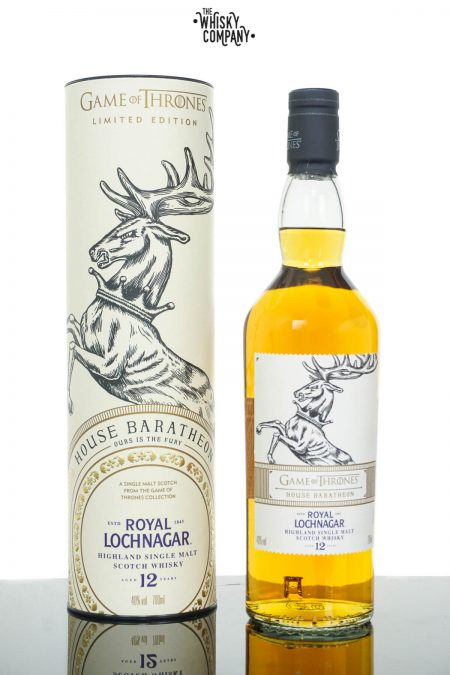 House Baratheon Royal Lochnagar Games Of Thrones Single Malt Collection (700ml)