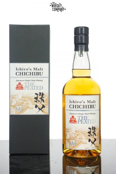 Chichibu The Peated 10th Anniversary Cask Strength Single Malt (700ml)