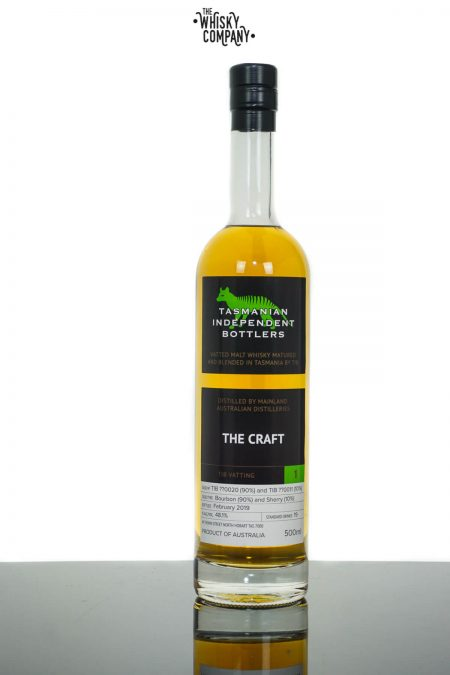 TIB The Craft Australian Single Malt Whisky (500ml)