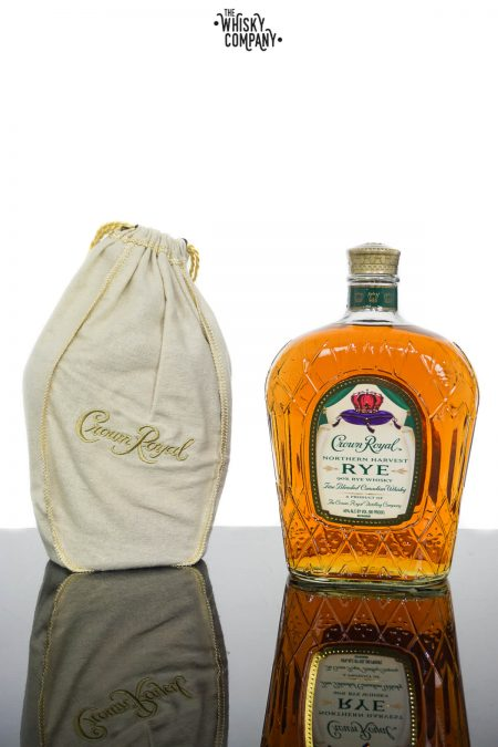 Crown Royal Nothern Harvest Rye Blended Canadian Whisky (1000ml)