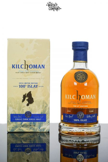 2018 Kilchoman 100% Islay 8th Edition Islay Single Malt Scotch Whisky (700ml)