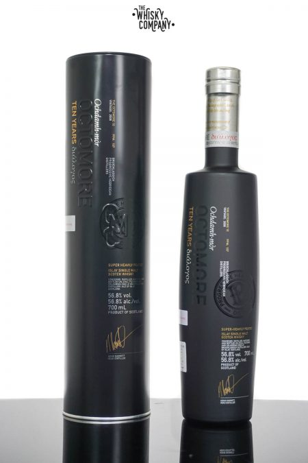 Bruichladdich 2008 Octomore 10 Years Old Dialogos Islay Single Malt Scotch Whisky (700ml)