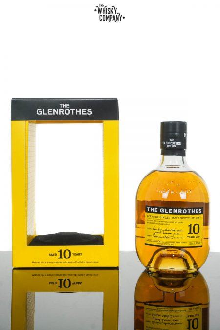 Glenrothes 10 Year Old Single Malt Scotch Whisky (700ml)