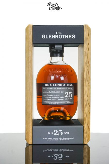 Glenrothes 25 Year Old Soleo Collection Single Malt Scotch Whisky (700ml)