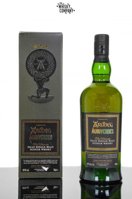Ardbeg Auriverdes 2014 Limited Edition Islay Single Malt Scotch Whisky (700ml)