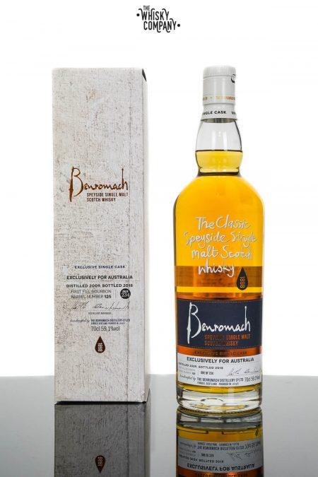2009 Benromach Single Cask Australian Exclusive Single Malt Scotch Whisky (700ml)