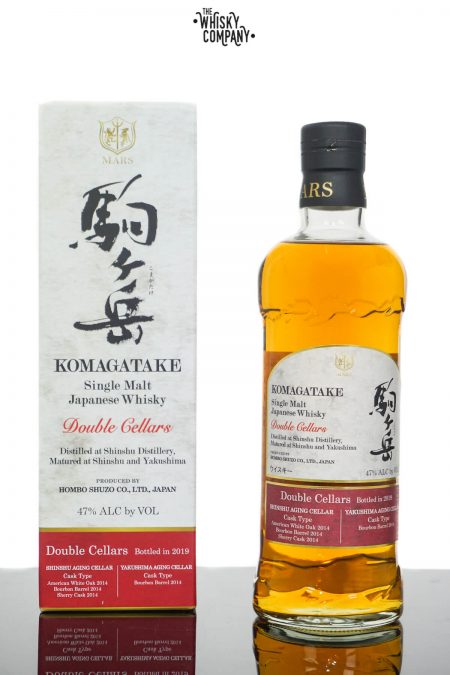 Mars Komagatake 5 Years Old Double Cellars Japanese Whisky (700ml)