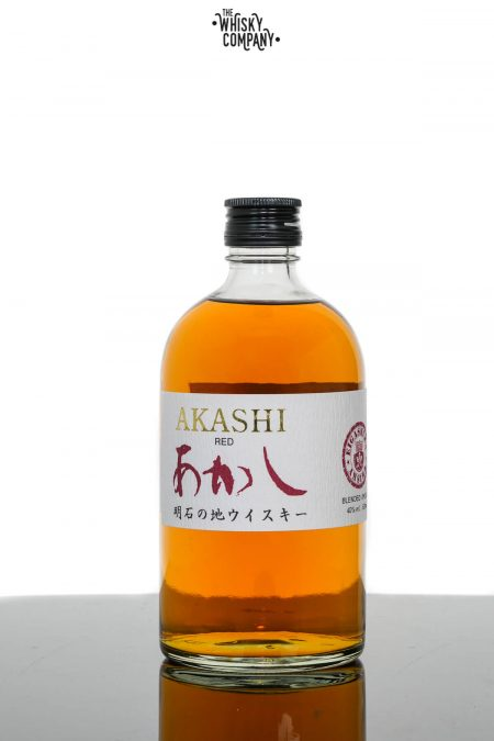 Akashi Red Japanese Blended Whisky (500ml)