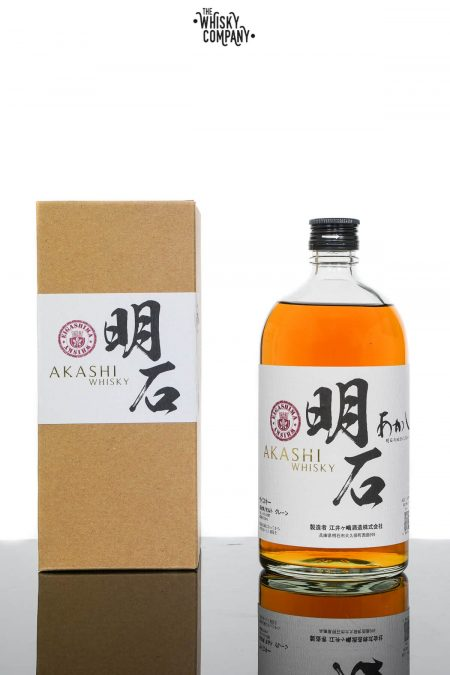 Akashi Eigashima Limited Edition Japanese Blended Whisky (700ml)