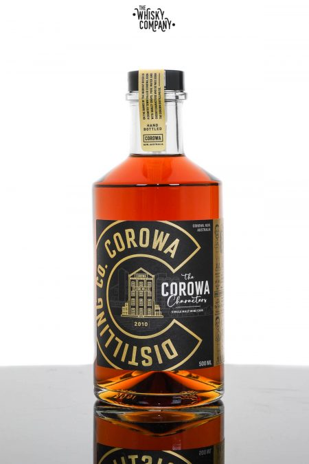 The Corowa Characters Wine Cask Australian Single Malt Whisky (500ml)