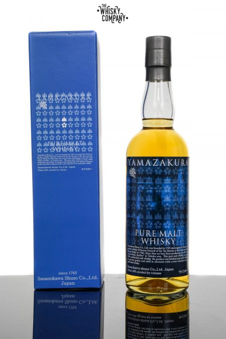 Yamazakura Pure Malt Japanese Whisky (700ml)